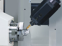 Precision Turning Center