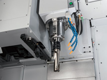 Precision Machining Center
